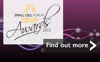 Small Cell Industry Awards - Find out more