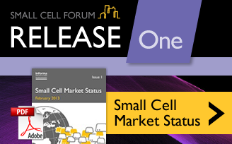 Small Cell Forum Release Programme - Latest Market Status Report