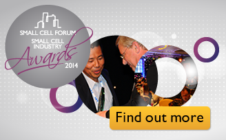 Small Cell Industry Awards 2014