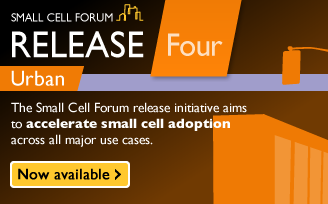 Small Cell Forum Release Four Urban - Available now