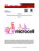 EJL Wireless Research Forecasts Global Microcell BTS Market Revenues of USD $3 Billion by 2017